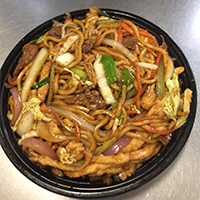 Vegetables Lo Mein